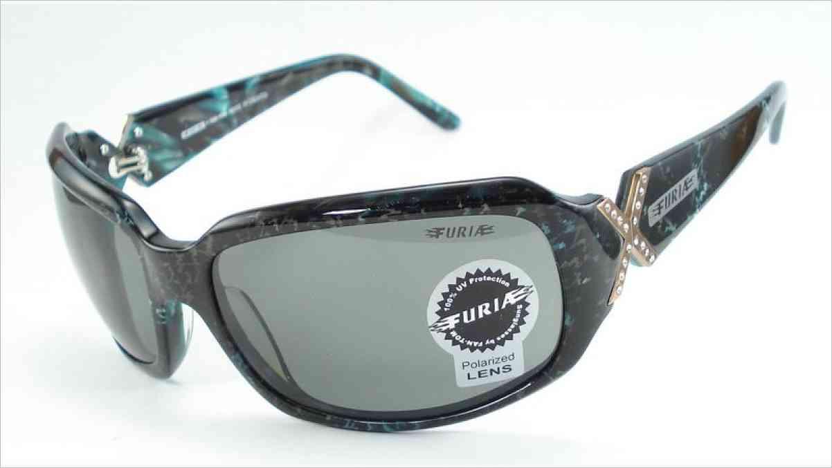 Sunčane naočale Furia - model 533